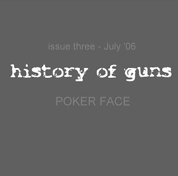 Issue Three - Poker Face